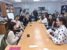 14 марта на Историческом факультете состоялась «Interlink Викторина».